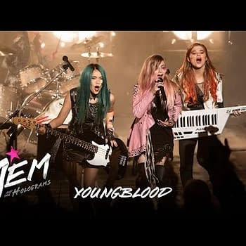 Jem And The Holograms Gets A Music Video / Trailer