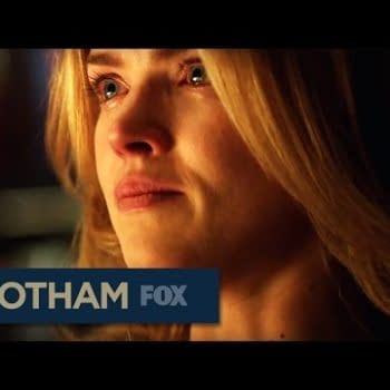 Gotham: Aftermath – Barbara Keen And The Cave