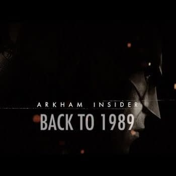 Get A Look At The 1989 Batmobile Coming To Arkham Knight Next Week