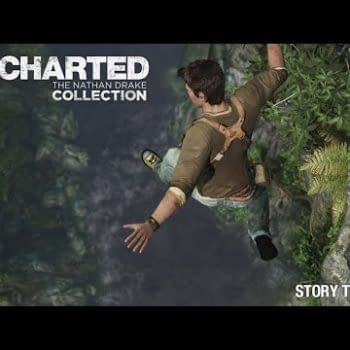 New Trailer For The Uncharted Collection Shows Off Next Generation Update For The Franchise