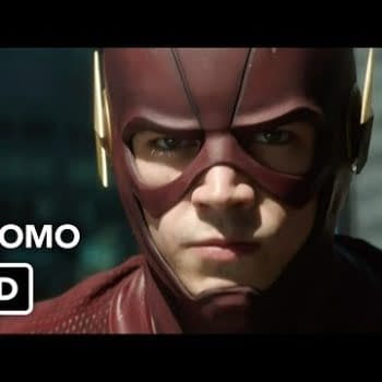 First Look At Atom-Smasher In New Flash TV Promo