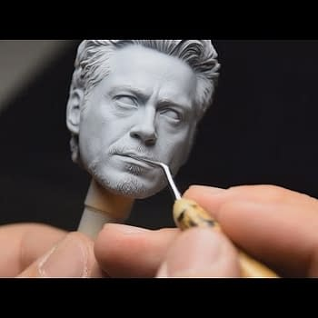Behind The Scenes At Hot Toys As They Make New Collectibles