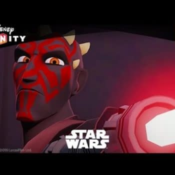 This Trailer For Disney Infinity 3.0's Star Wars Campaign Is Actually Pretty Rad