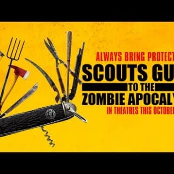 Red Band Trailer For Scouts Guide To The Zombie Apocalypse