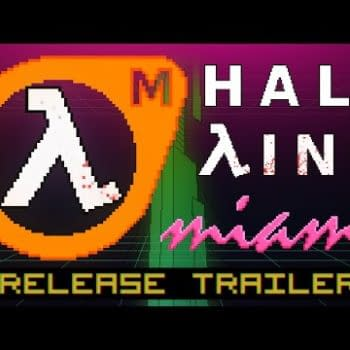 This Is What Happens When You Cross Half-Life 2 With Hotline Miami