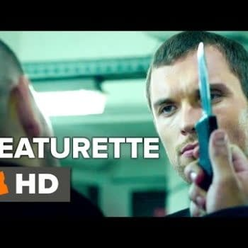 Ed Skrein Talks The Training It Takes To Play The Transporter