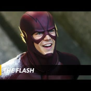 The Flash – Right On Time Trailer