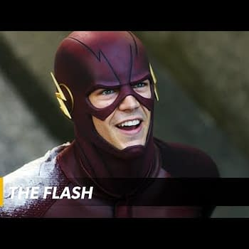 The Flash &#8211 Right On Time Trailer