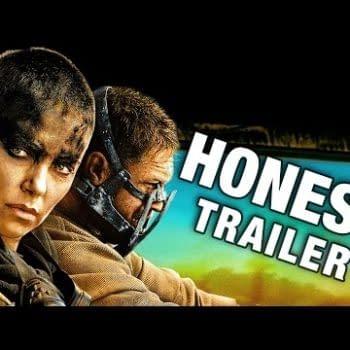 Mad Max: Fury Road Gets An Honest Trailer
