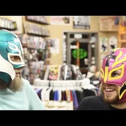 The Super Awesome Comic Review Show &#8211 Old Man Logan Space Dumplins Rumble Low Prez &#038 More