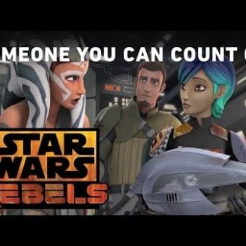 Someone You Can Count On – A New Clip From Star Wars Rebels
