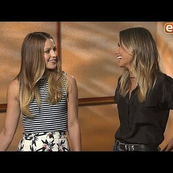 I Feel Strong Empowered And Beautiful. &#8211 Melissa Benoist Talks Being Supergirl