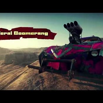 Mad Max Gets Exclusive Hood Ornaments On PlayStation 4 In New Trailer