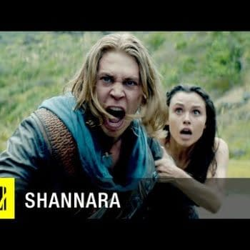 The First Trailer For The Shannara Chronicles