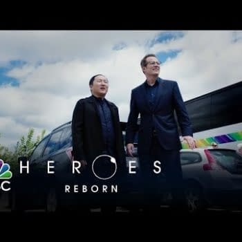 Lives In The Balance – Heroes Reborn Teaser