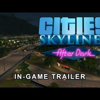 Cities: Skylines After Dark Trailer Shows The Cities After The Sun Goes Down