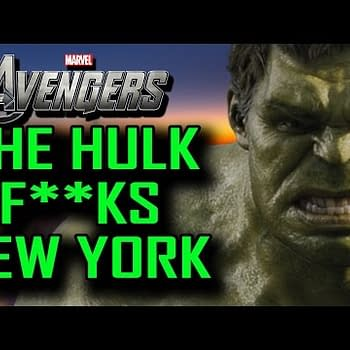 Avengers: The Battle Of New York As Done By Real Fake History