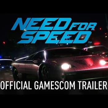 Need For Speed Plays Up The FMV In Gamescom Trailer