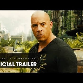 Vin Diesel's The Last Witch Hunter Official Trailer