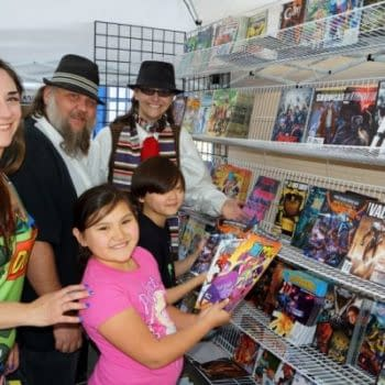 Dennis Barger Vs. ComicsPRO Over Local Comic Shop Day