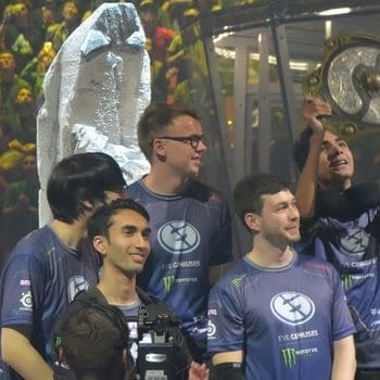 American Team Evil Geniuses Win Biggest Prize In E-Sports History By Taking The International