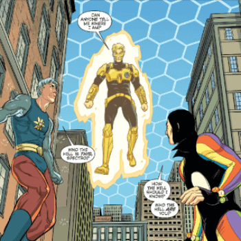 New Booster Gold And Captain Atom Comics For DC?