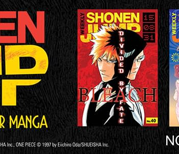 VIZ Medias Weekly Shonen Jump Debuts On ComiXology And Amazon