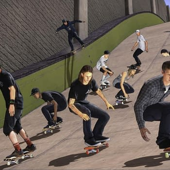 New Tony Hawks Pro Skater 5 Art Style Has Been Worked On For A While