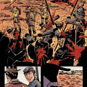 Secrets Of The Battleworld – Taking Down The Confederate Flag?