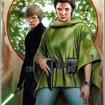 LucasFilm Pulls Adi Granov's Exclusive Cover For Marvel's Star Wars: Shattered Empire