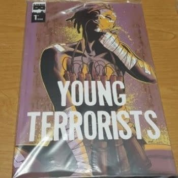Speculator Corner: Young Terrorists #1 Is Now A $16 Comic