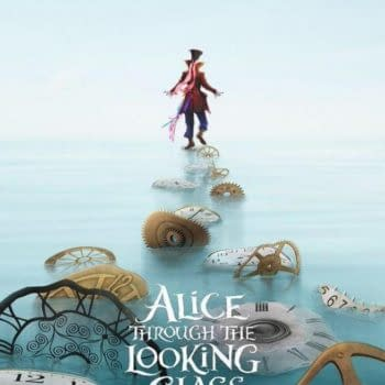 It's Time For A Little Madness – Diseny Releases Posters For Alice Sequel