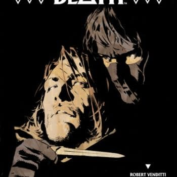 Is Valiant's Book Of Death The Biggest Non-Big Two #2 of 2015?