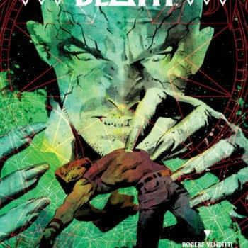A First Look At Valiant's Book Of Death #3