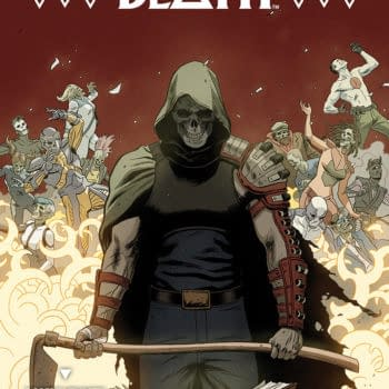 A Look Inside Book Of Death #3 By Venditti, Gill And Braithwaite