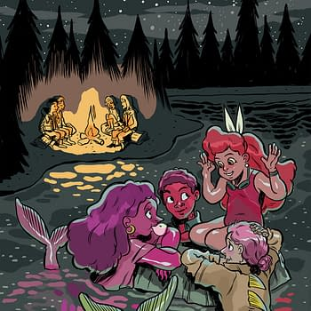 The Lumberteam Is Growing With Their First Ever Lumberjanes Special