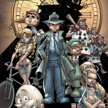 Find Mystery And Fantasy In The Fiction Squad TP From Boom!