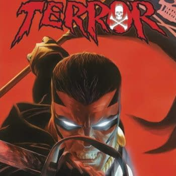 Free On Bleeding Cool – Black Terror #1 By Jim Krueger And Mike Lilly