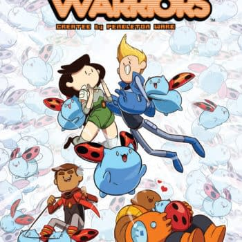Catbug Is Pollinating! Preview The Latest Bravest Warriors Trade From KaBOOM