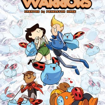 Catbug Is Pollinating Preview The Latest Bravest Warriors Trade From KaBOOM