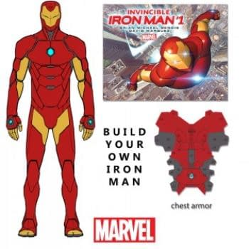 Mindless Speculation: Invincible Iron Man