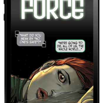 Marc Silvestri's Cyber Force Returns For Free With LINE Webtoon