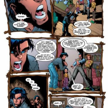The End Of All Vampires? Preview 8 Pages Of The Crimson Vol. 1 HC From BOOM