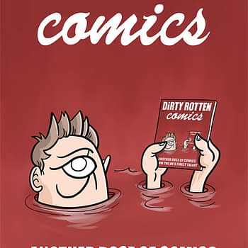 Dirty Rotten Comics Fourth Anthology Showcases The Best Of UK Talent