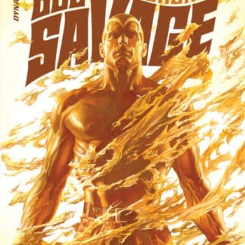 Free On Bleeding Cool – Doc Savage #2 By Roberson And Evely