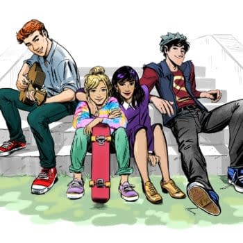 Annie Wu And Veronica Fish To Follow Fiona Staples On Archie