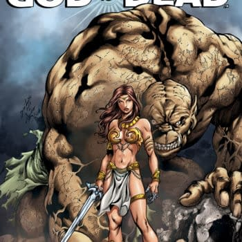 This Week From Avatar Press – God Is Dead #41