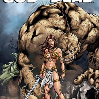 This Week From Avatar Press &#8211 God Is Dead #41