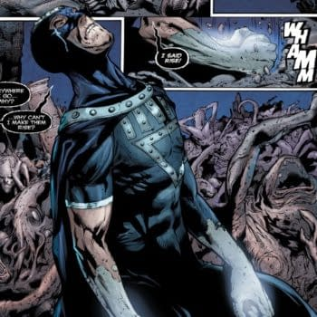 The Black Hand Suffers Performance Issues In Green Lantern
