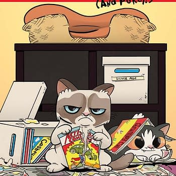 Fisher McCool And Young Talk Grumpy Cat #1
